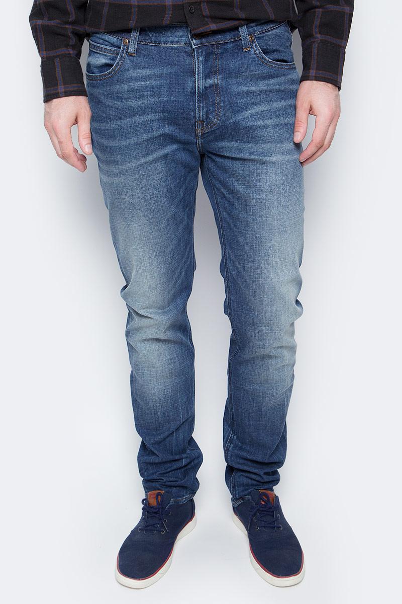 Джинсы Lee lucassa джинсы мужские прямые брюки простые джинсы талии мужские 087 темно синие 32