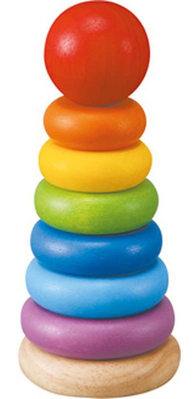 Plan Toys Пирамидка пирамидка трио plan toys