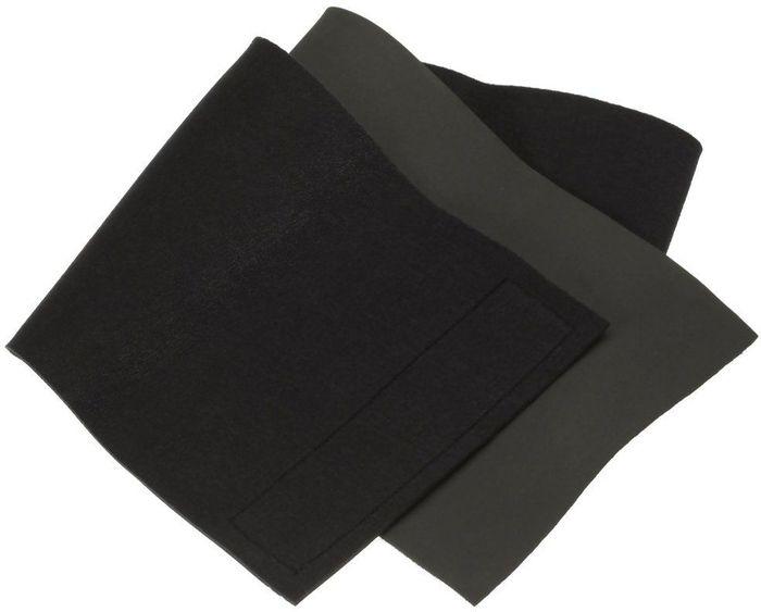 Пояс для похудения Atemi, цвет: черный, 100 х 20 х 0,3 см пояс для похудения hot shapers neotex размер xxl