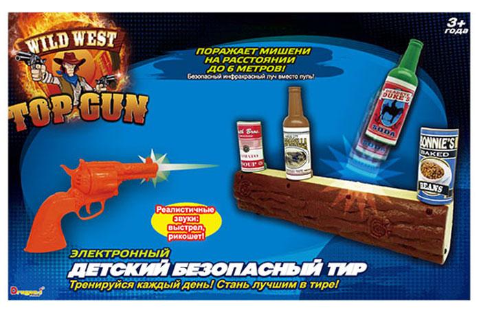 Dragon-i Интерактивная игрушка Wild West Top Gun dragon i интерактивная игрушка dragon i тир с пистолетом звук