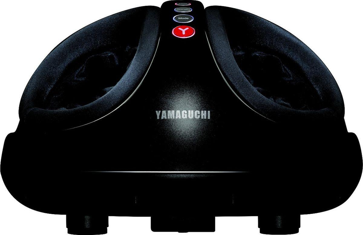Массажер для ног Yamaguchi Hybrid (черный) массажер для ног yamaguchi hybrid 19 500
