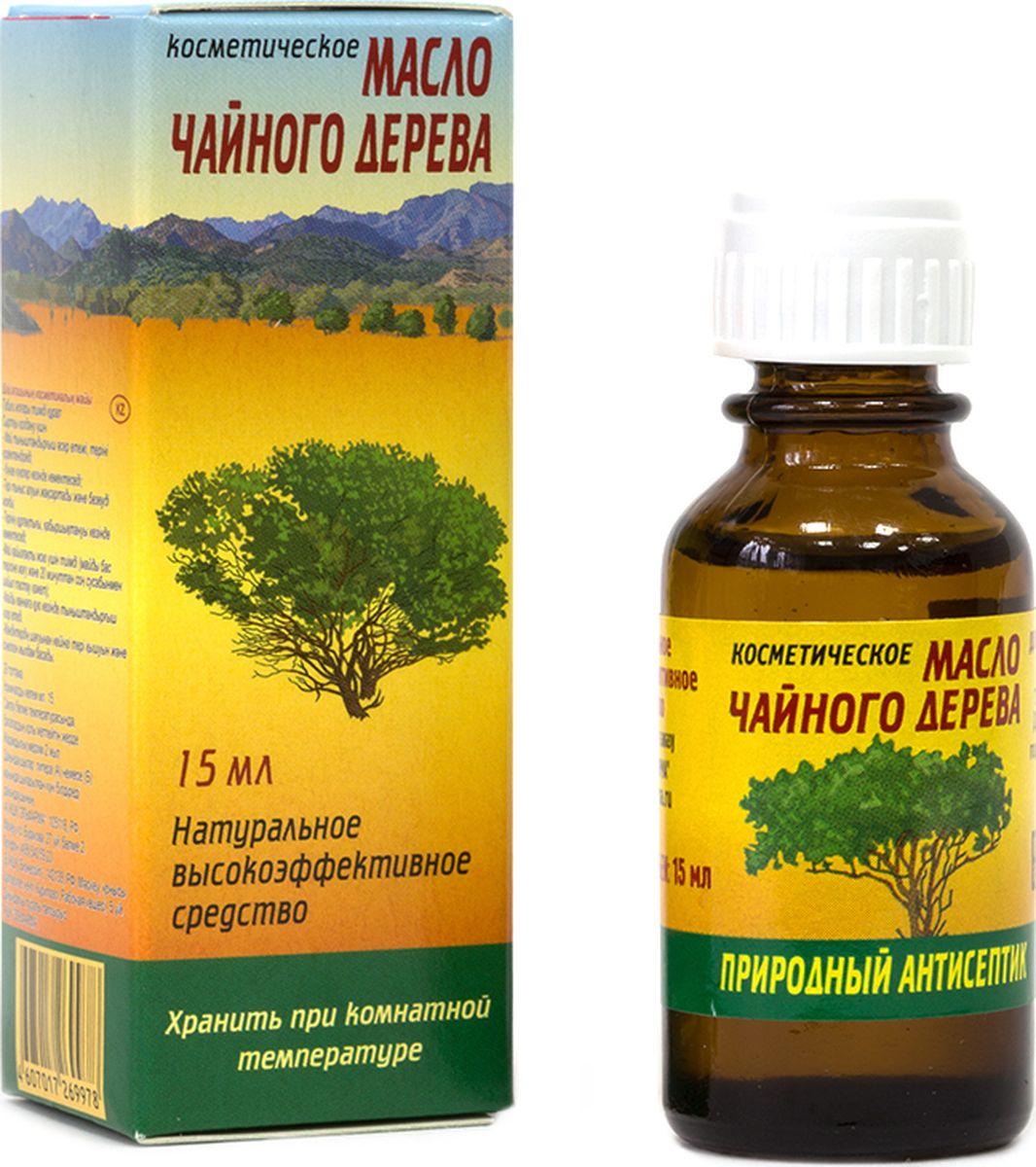 Elfarma Косметическое масло Чайного дерева, 15 мл масло природный антисептик ачд с пихтой косметическое oleos 30 мл