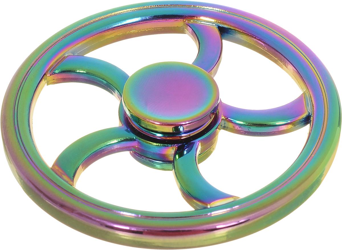 TipTop Спиннер-экзотика Колесо цвет радужный tiptop спиннер экзотика клевер цвет радужный