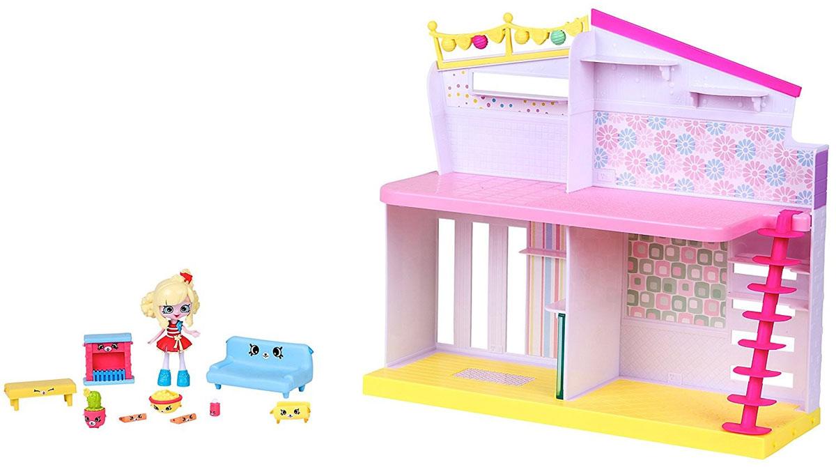 Shopkins Игровой набор с куклой Уютный дом игровой набор shopkins кафе королева кексов в ассортименте