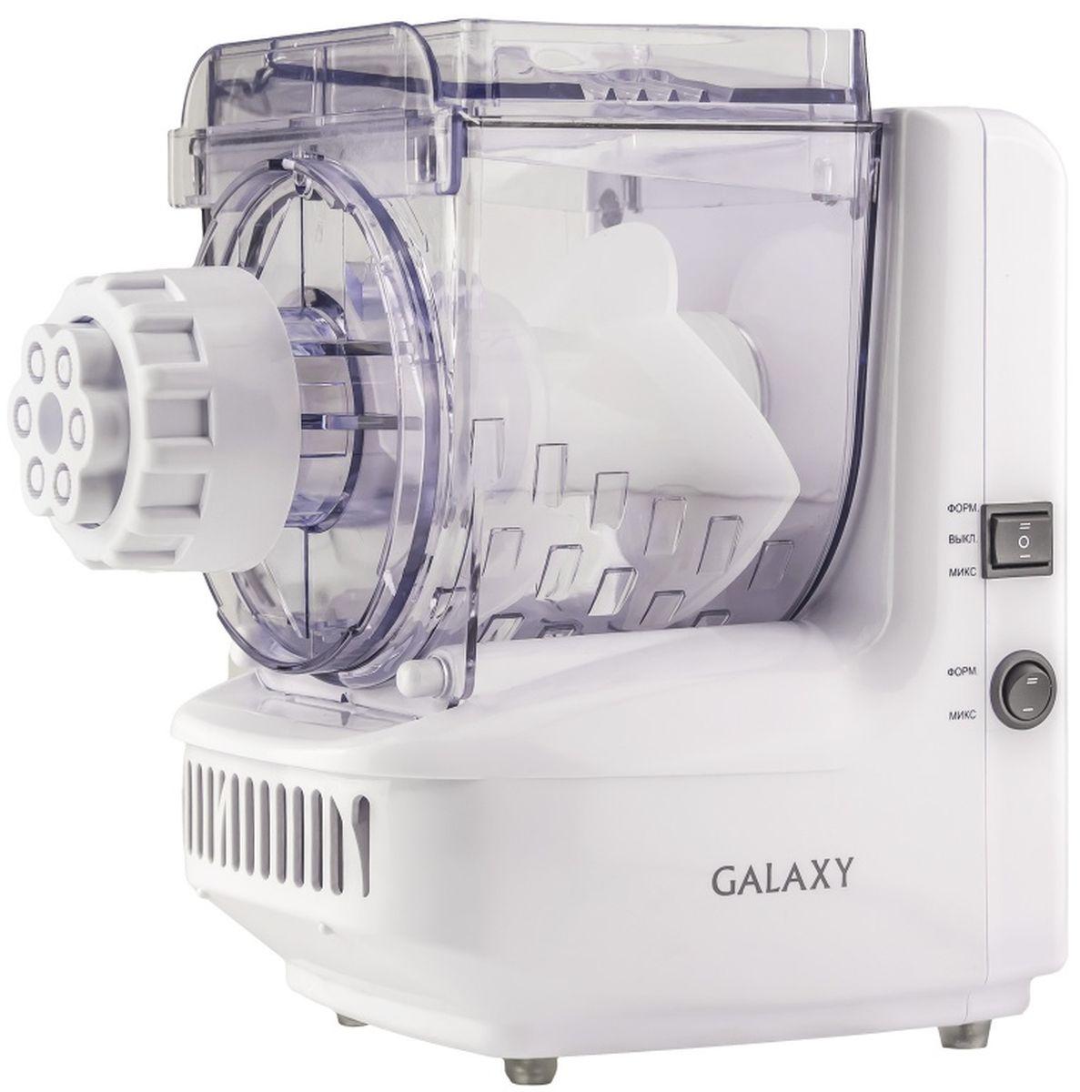 Паста-машина Galaxy GL 2550, White galaxy gl 2441 ножеточка электрическая