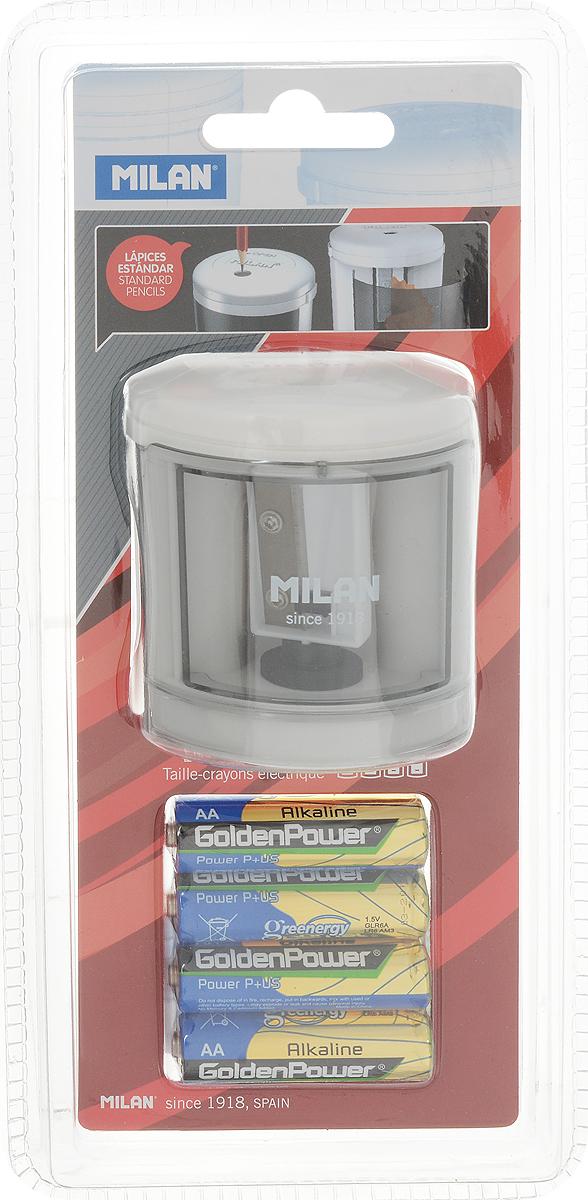 Milan Точилка электрическая Power Sharp цвет белый milan точилка 20127240