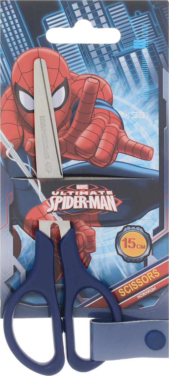Spider-Man Ножницы канцелярские цвет синий 15 см spider man фигурка electro