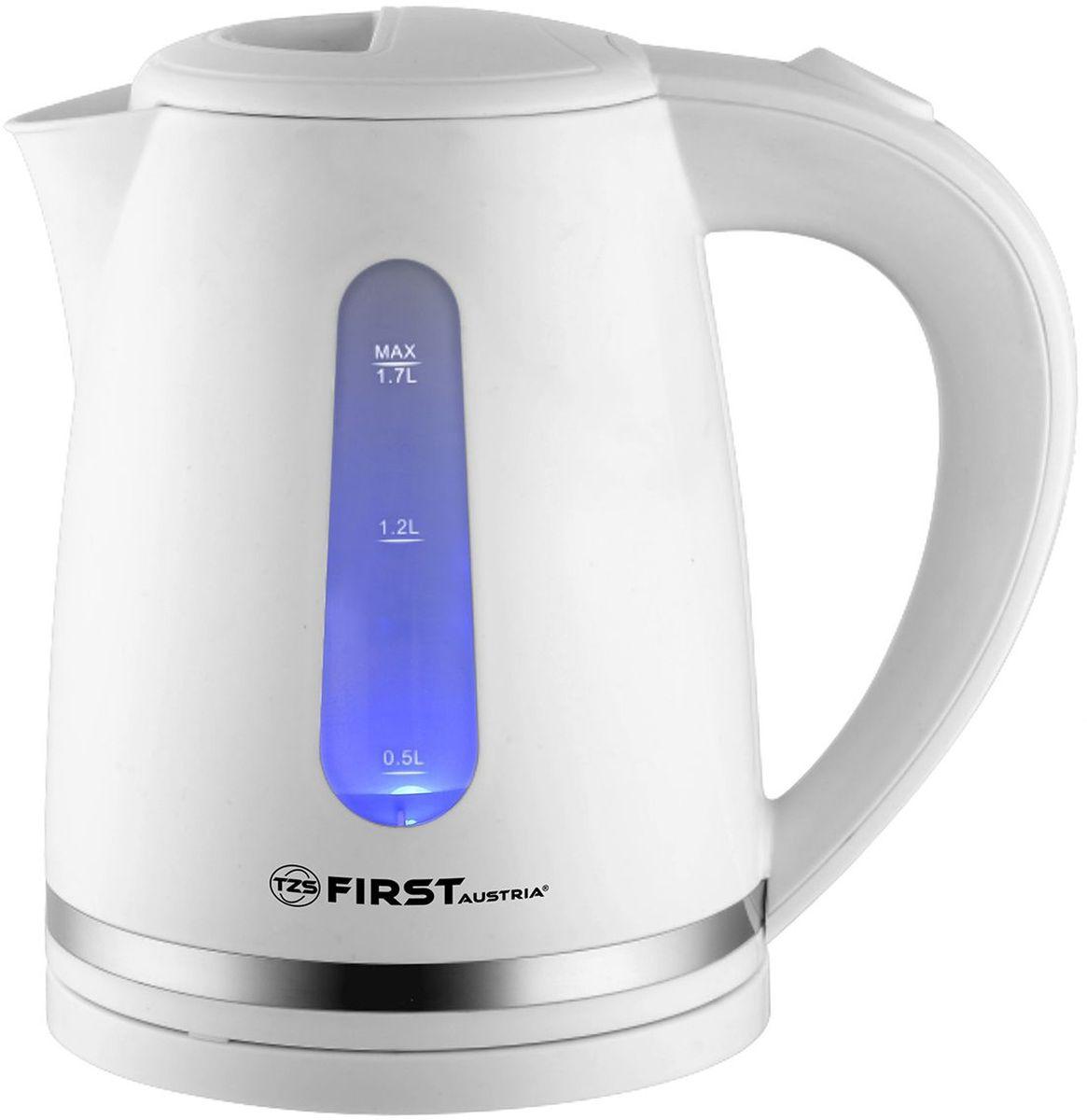 лучшая цена Электрический чайник First FA-5427-4 White