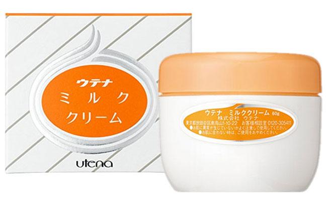 UtenaПитательный крем для нормальной и сухой кожи лица, 60 г Utena