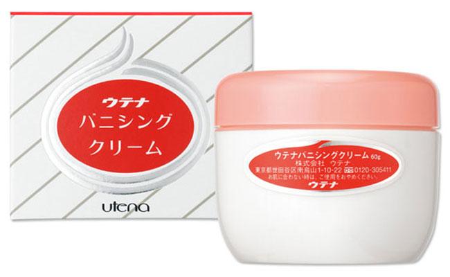 UtenaЛегкий увлажняющий крем для всех типов кожи лица, 60 г Utena