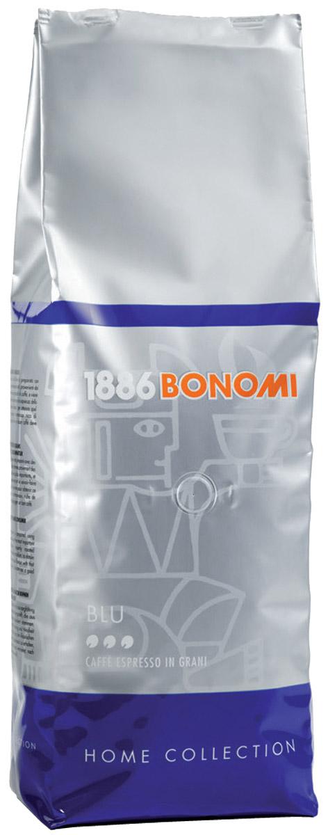 Bonomi Blu кофе в зернах, 1 кгCBNM00-000003Кофе Бономи Блю - одна из самых старинных рецептур кофейного дома Bonomi. Гармоничный купаж лучших сортов арабики позволит вам насладиться нежной кислинкой и легким вкусом с нотками цветов и фруктов. Смесь средней обжарки, невысокой плотности с ярким ароматом. Крема легкая. Кофе на каждый день в любое время дня. Арабика 100%. Кофе: мифы и факты. Статья OZON Гид