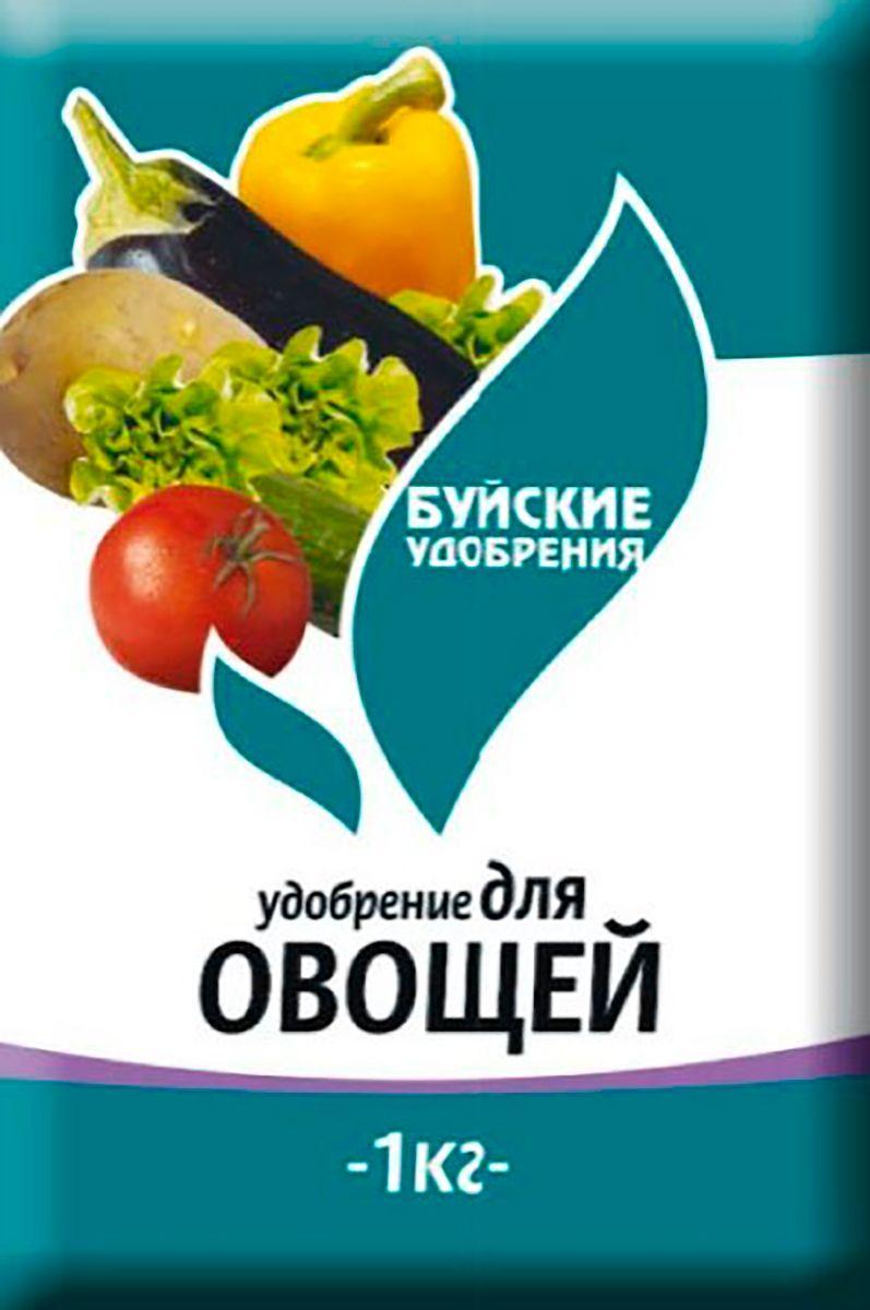 Удобрение Буйские Удобрения Для овощей, 1 кг биотон для овощных культур буйские удобрения 20л