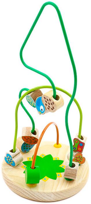 Мир деревянных игрушек Лабиринт Чудо-дерево деревянные игрушки мир деревянных игрушек лабиринт лева