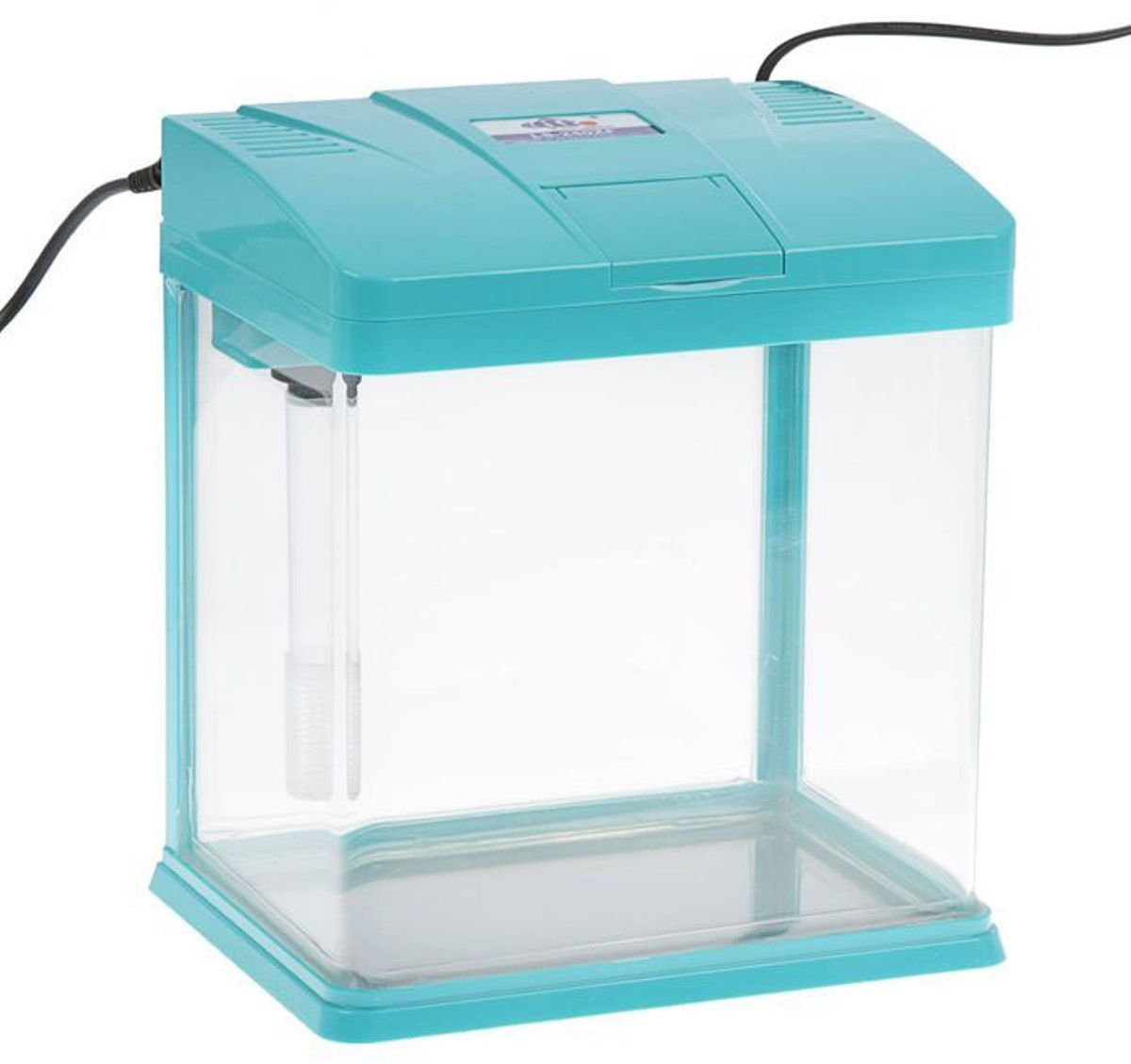 Аквариум Sea Star LS-240, цвет: голубой, прозрачный, 10 л фильтр sea star каскад hx 004 1101293