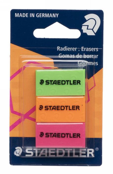 Staedtler Набор ластиков 3 шт все цены