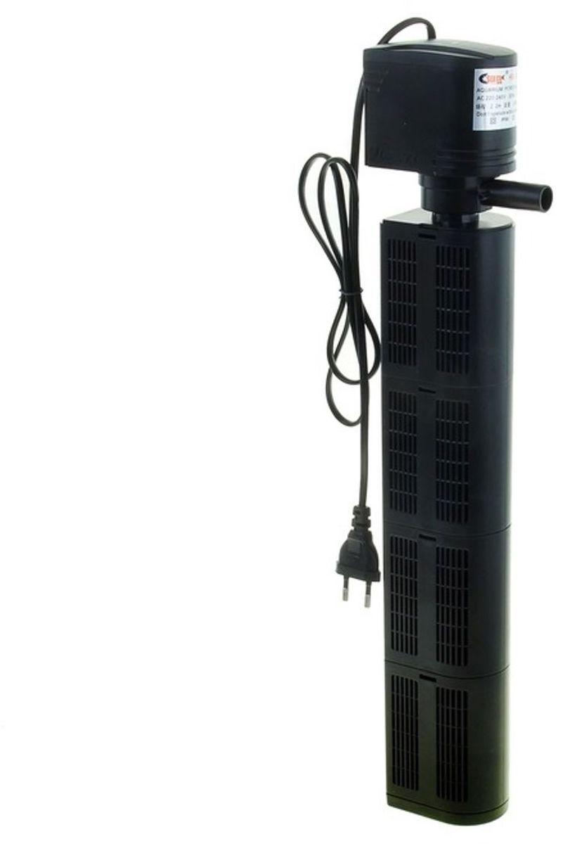 Фильтр для аквариума Sea Star HX-1480F2, внутренний, 35W, 2800 л/ч фильтр sea star каскад hx 004 1101293