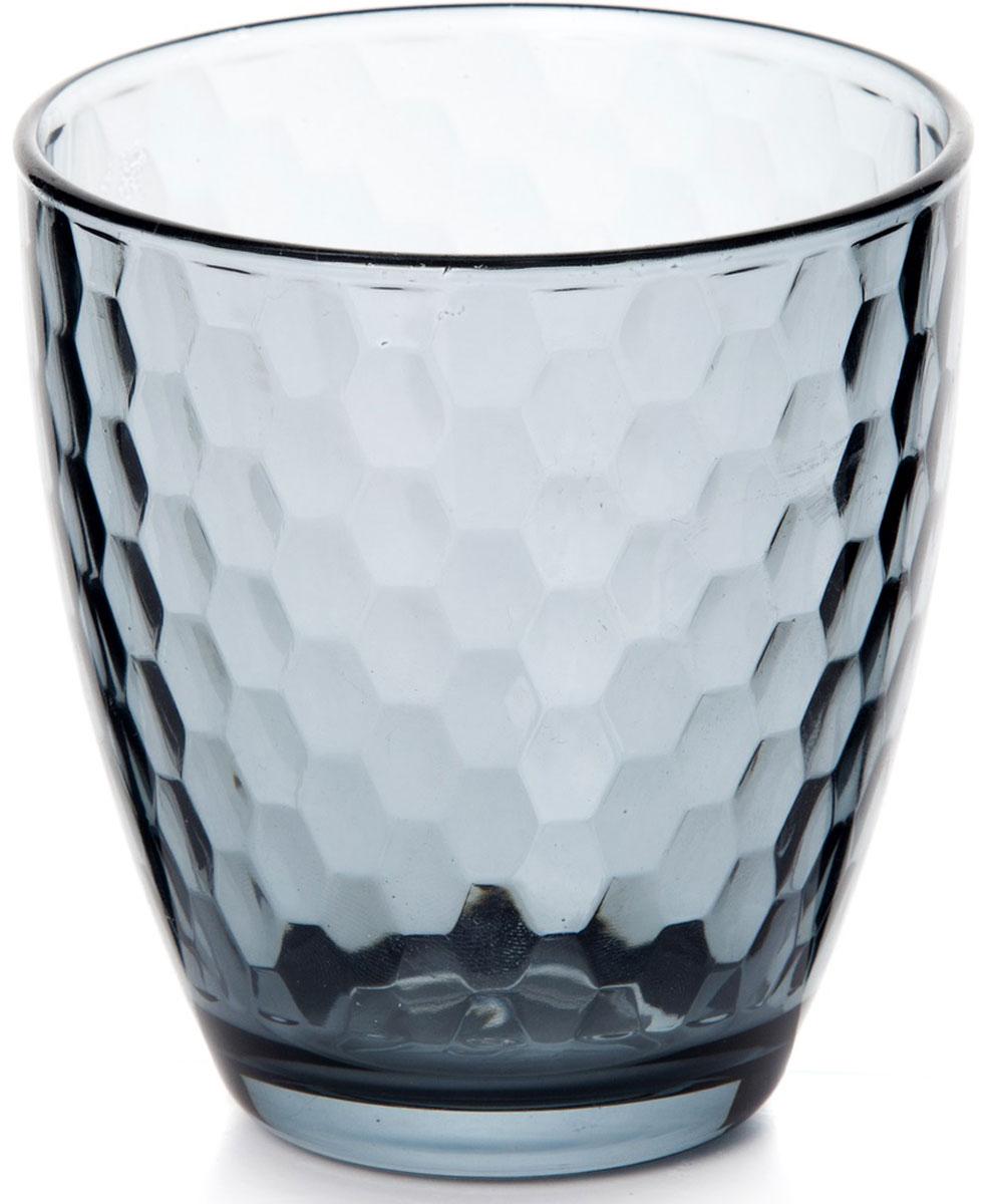 Стакан Pasabahce Энжой Лофт, цвет: серый, 280 мл52285SLBD18Стакан Pasabahce Энжой Лофт изготовлен из прозрачного стекла серого цвета. Идеально подходит для сервировки стола. Стакан не только украсит ваш кухонный стол, но и подчеркнет прекрасный вкус хозяйки. Объем: 280 мл. Рекомендуем!