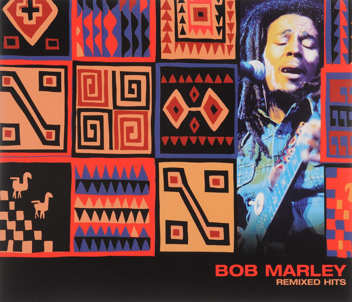 Bob Marley. Remix Hits