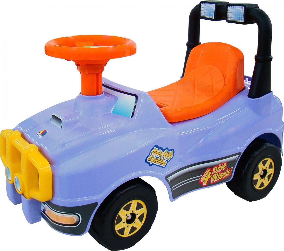 Полесье Автомобиль-каталка Джип №2 цвет в ассортименте