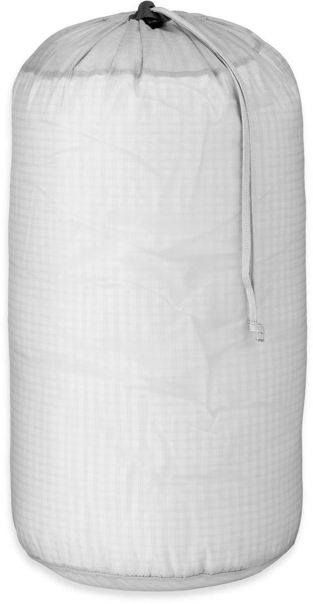 Мешок влагозащитный Outdoor Research Ultralight Stuff Sack, цвет: белый, серый, 15 л