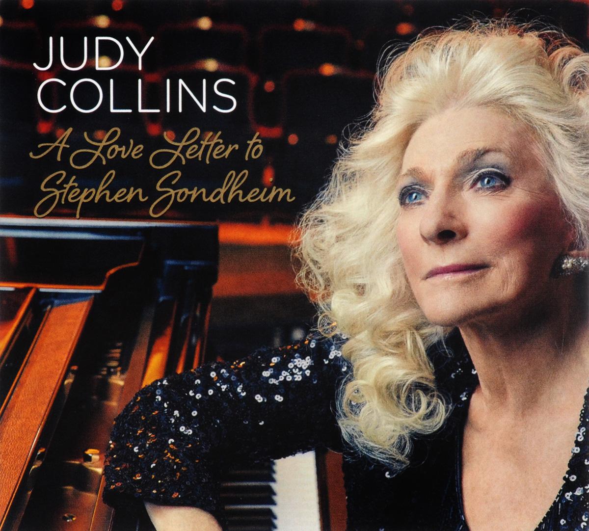Джуди Коллинс Judy Collins. A Love Letter To Stephen Sondheim