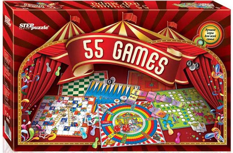 Step Puzzle Домино 55 лучших игр мира