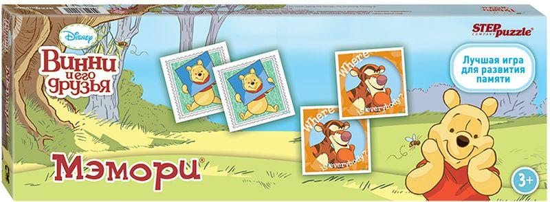 Step Puzzle Обучающая игра Медвежонок Винни жилинская а отв ред моя первая энциклопедия с медвежонком винни и его друзьями природа