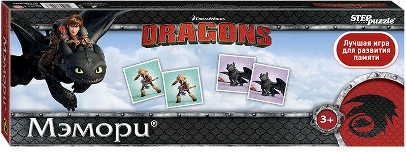 Step Puzzle Обучающая игра Драконы все цены