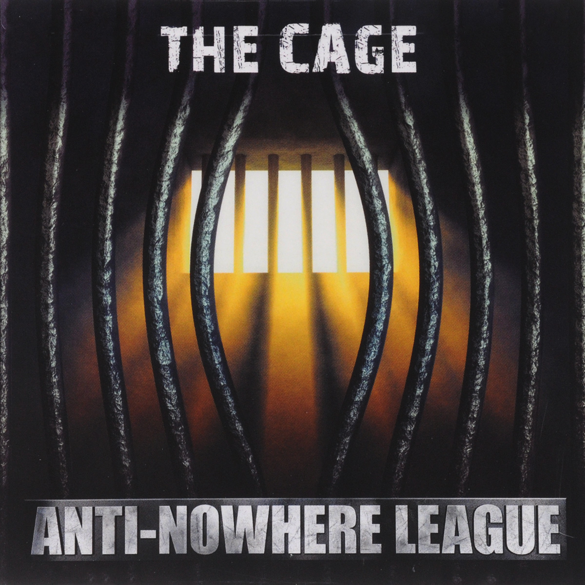 Anti Nowhere League Anti-Nowhere League. The Cage