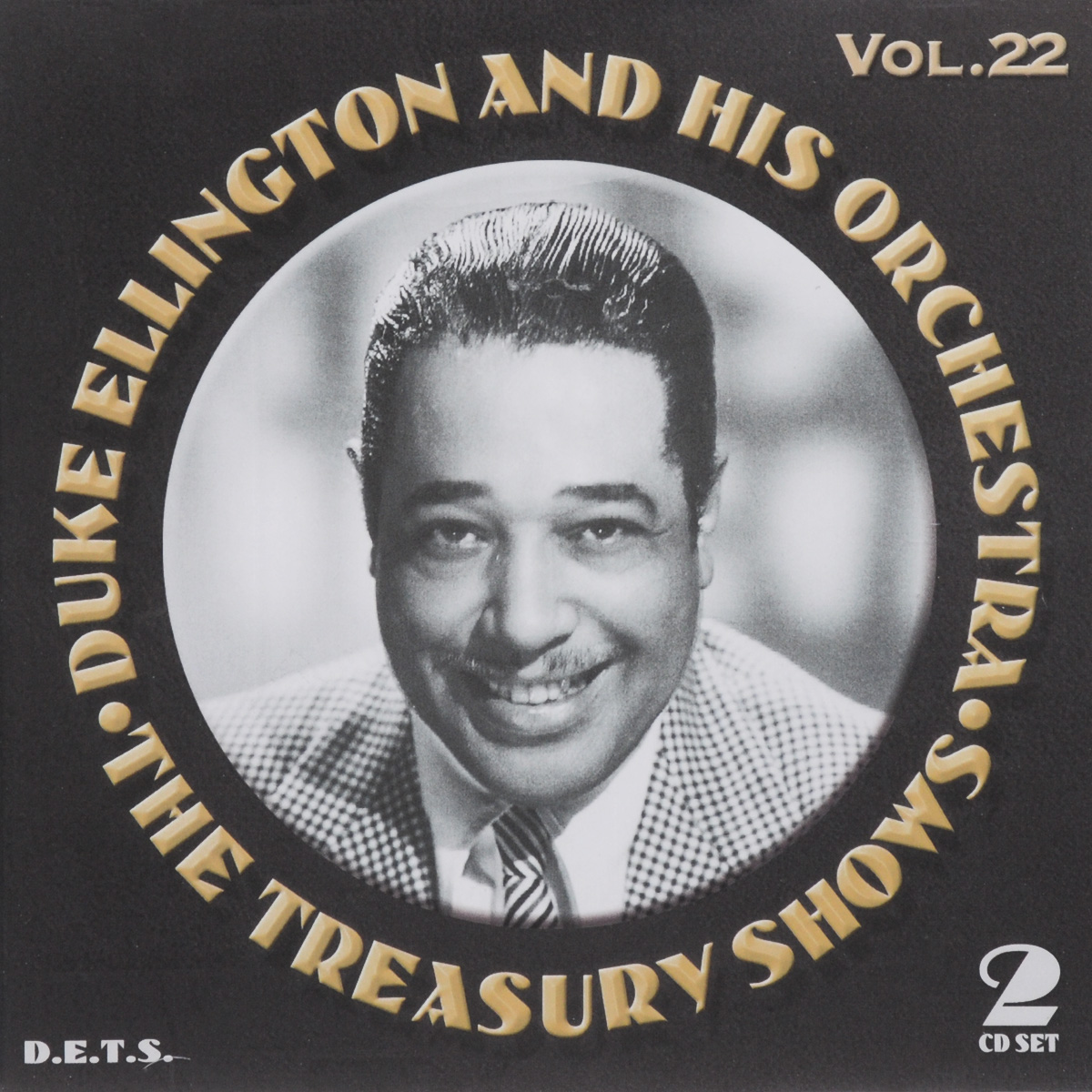 Duke Ellington And His Orchestra Duke Ellington And His Orchestra. The Treasury Shows. Volume 22 (2 CD) duke ellington it s showtime