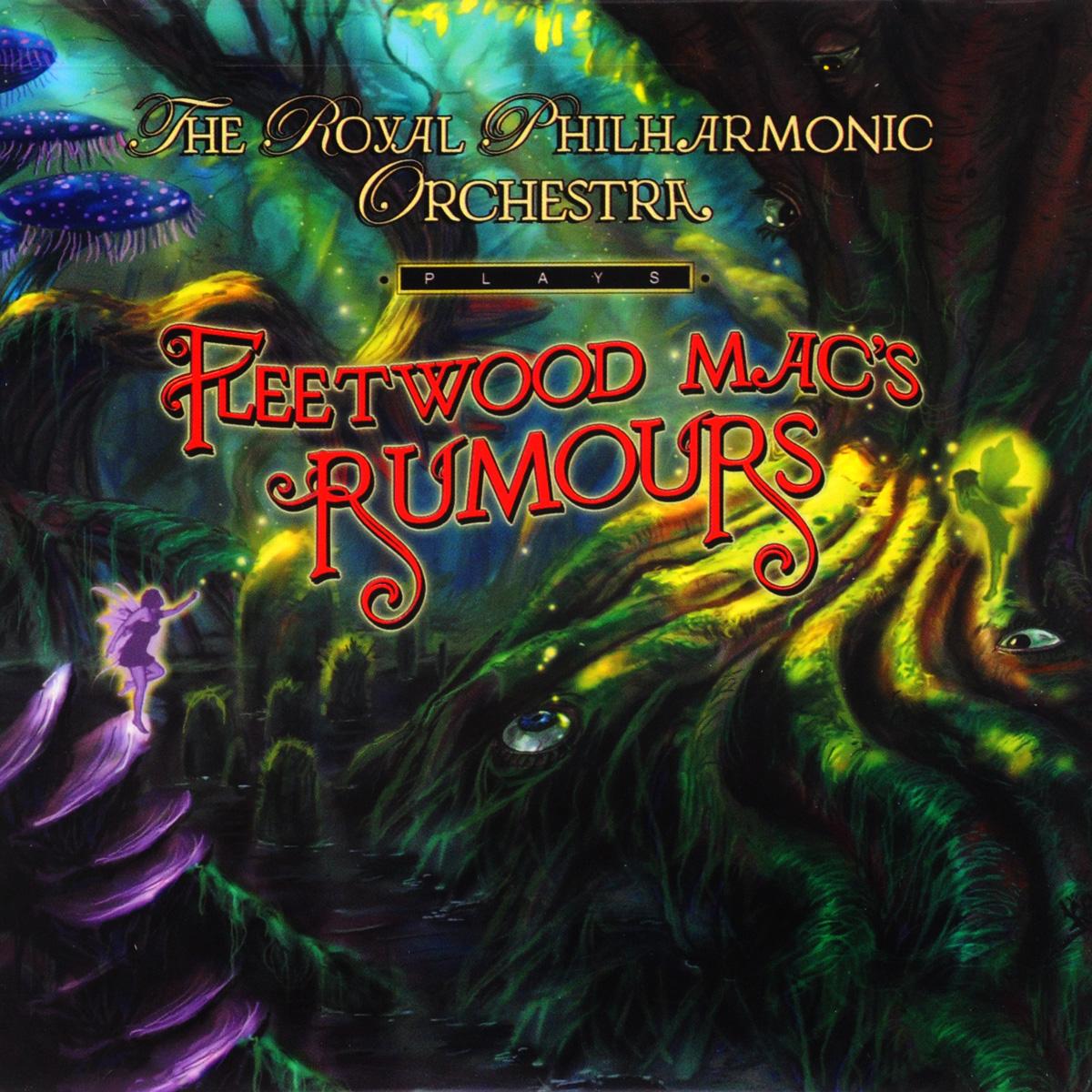 цена на The Royal Philharmonic Orchestra,Питер Фрамптон The Royal Philharmonic Orchestra. Plays Fleetwood Mac's Rumours