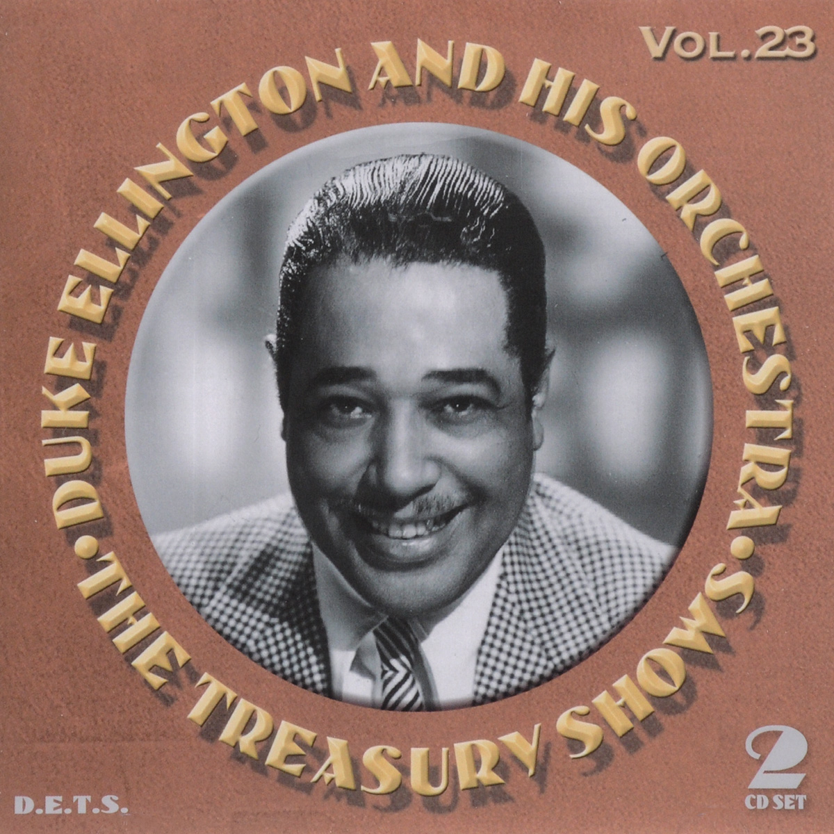 Duke Ellington And His Orchestra Duke Ellington And His Orchestra. The Treasury Shows. Volume 23 (2 CD) duke ellington it s showtime