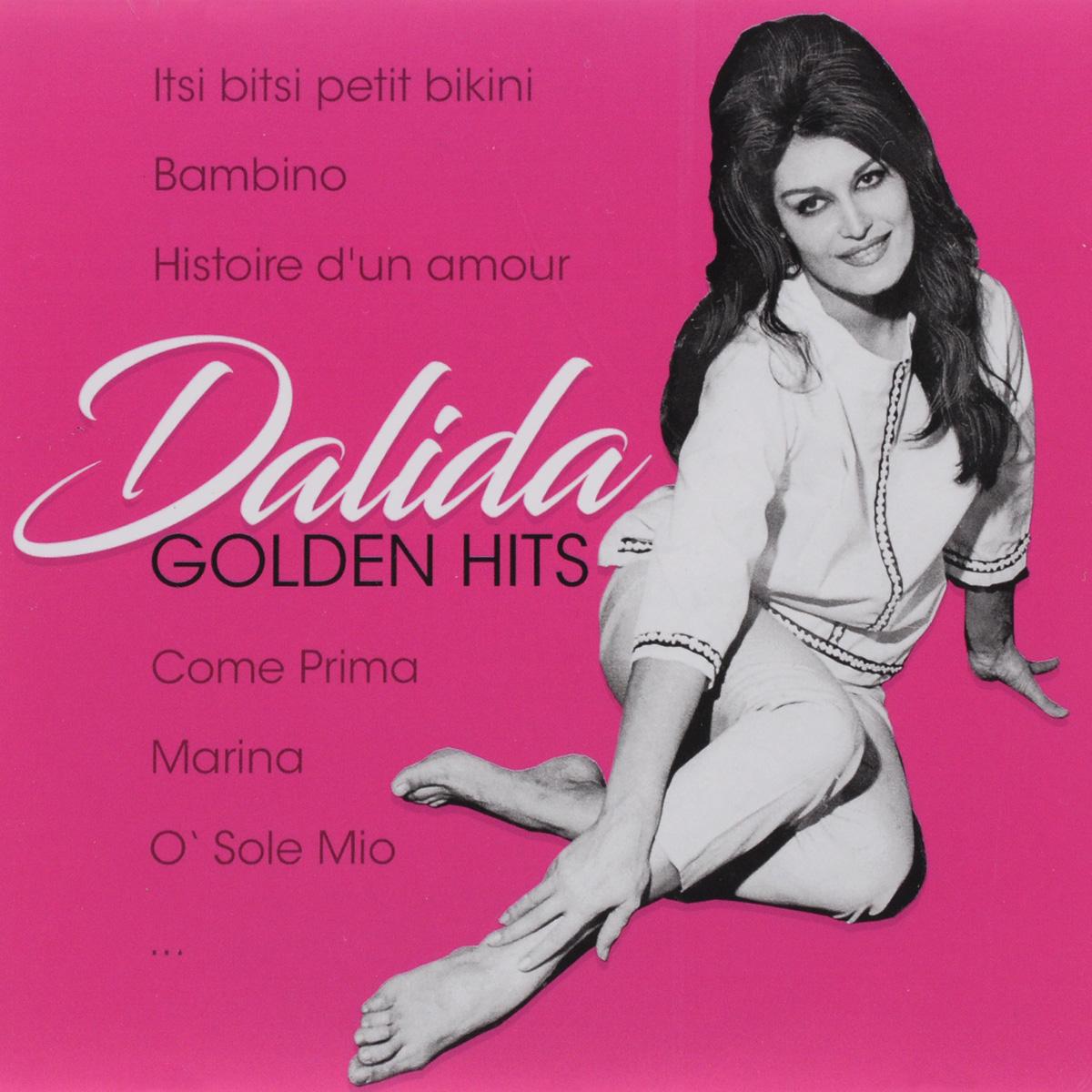 Далида Dalida. Golden Hits (2 CD) цена