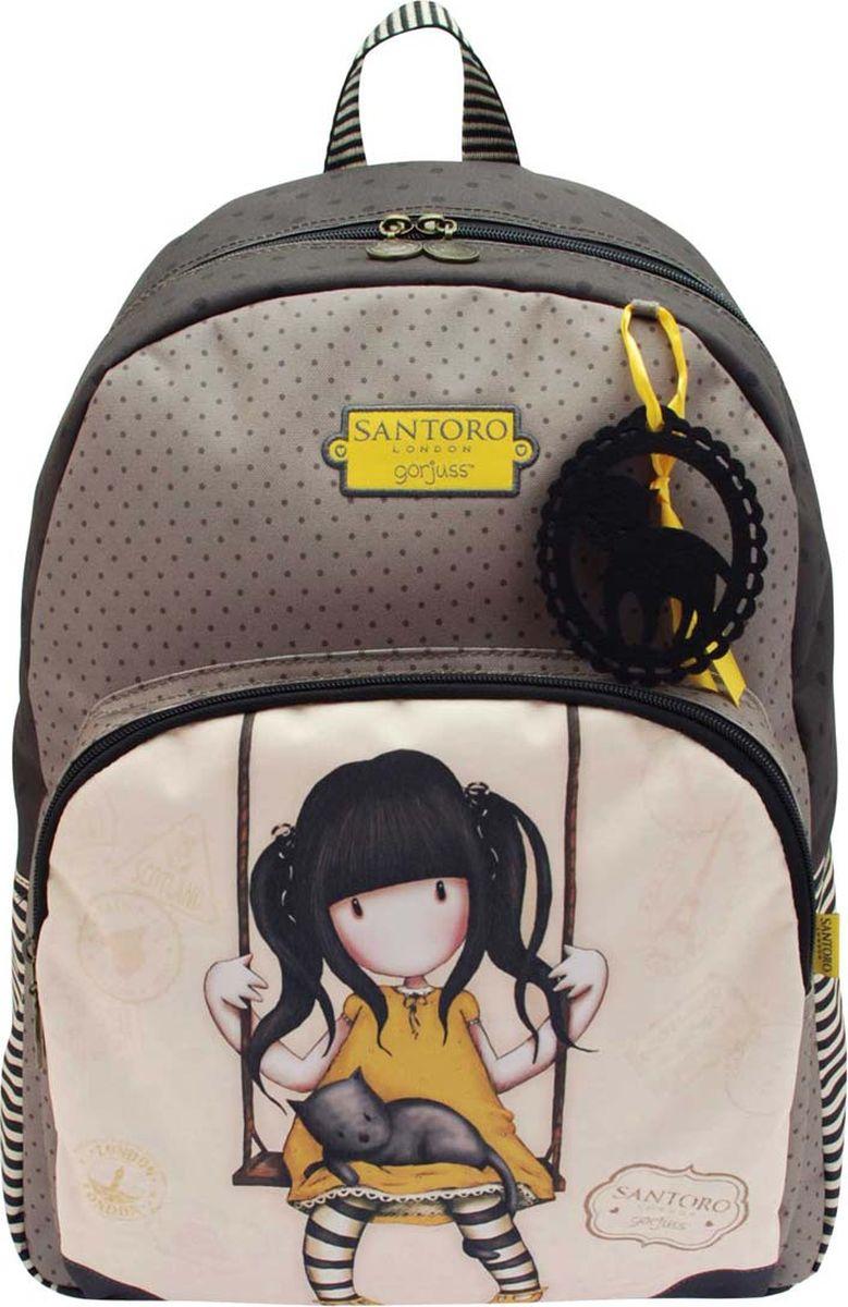 Santoro Рюкзак детский Ruby Yellow 0013388