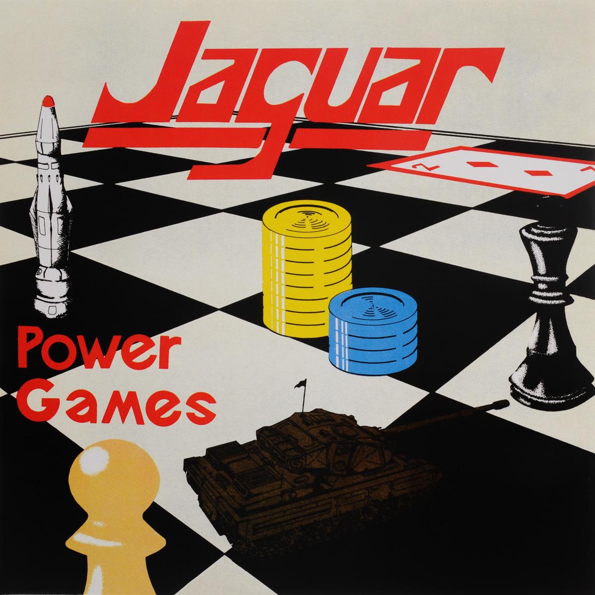 Jaguar Jaguar. Power Games (LP) jaguar j679 1