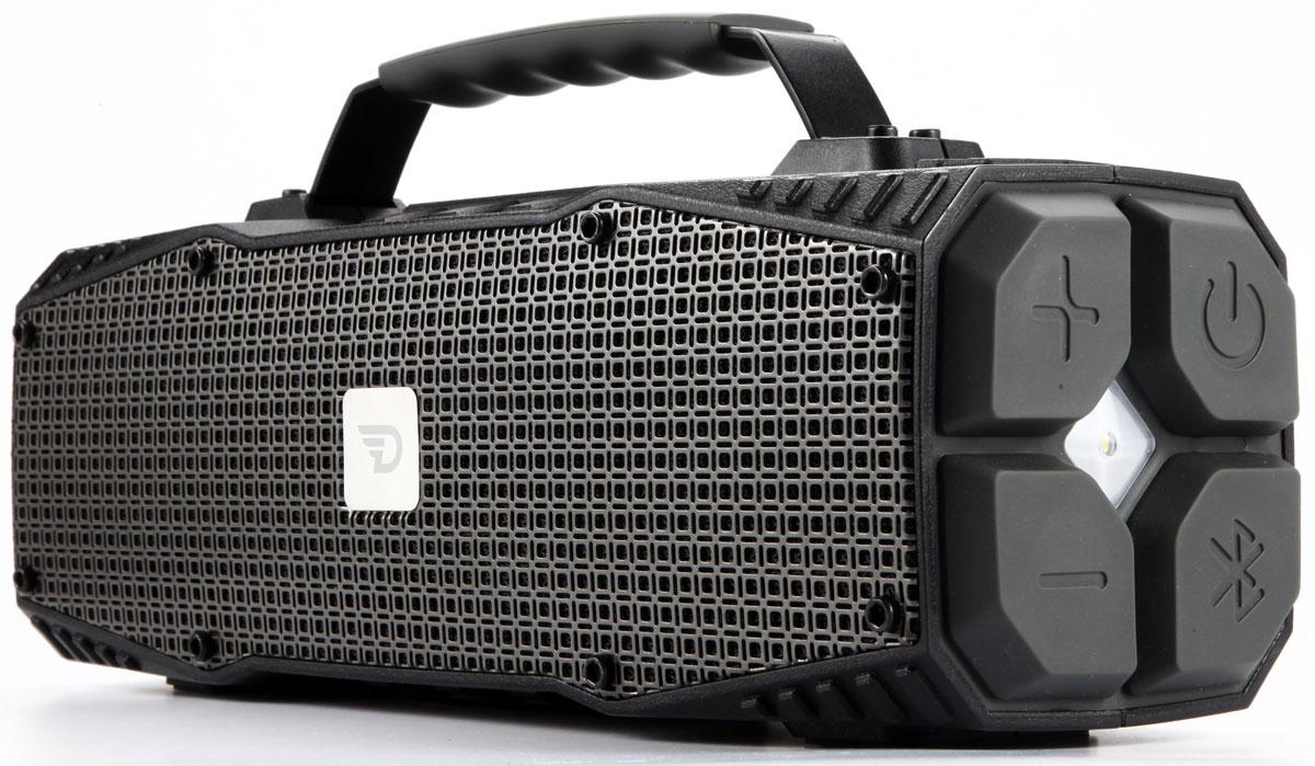 DreamWave Survivor, Graphite портативная Bluetooth-колонка цена и фото