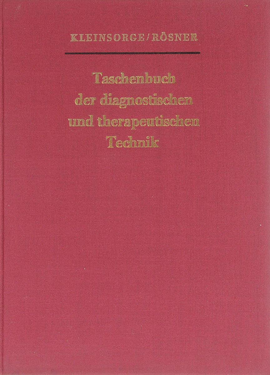 Hellmuth Kleinsorge Taschenbuch der diagnostischen und therapeutischen Technik hellmuth dost sittiche und andere papageien