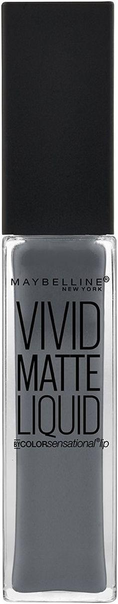 Maybelline New York Жидкая матовая губная помада