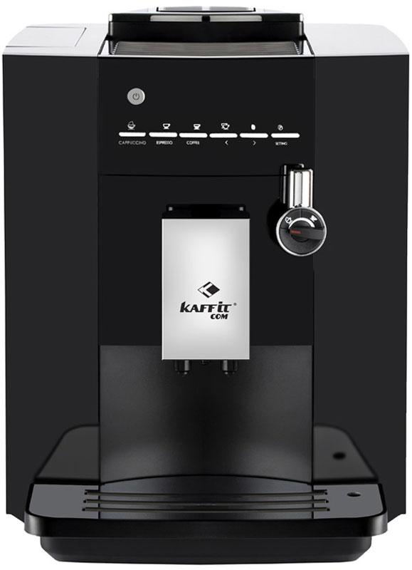 Кофемашина Kaffit.com KLM1604 Nizza Autocappuccino, Black