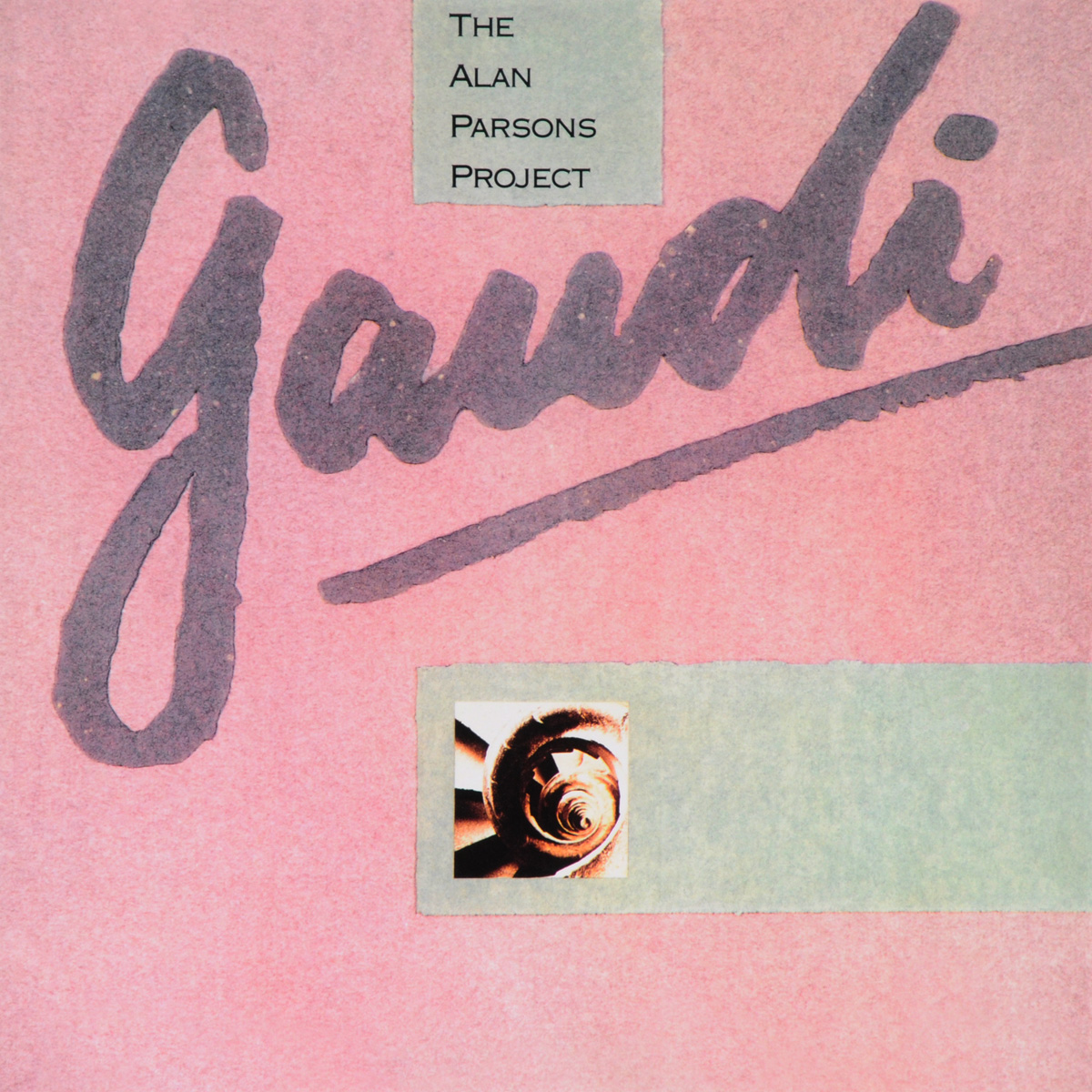 The Alan Parsons Project The Alan Parsons Project. Gaudi (LP) alan hodgkinson between the sticks