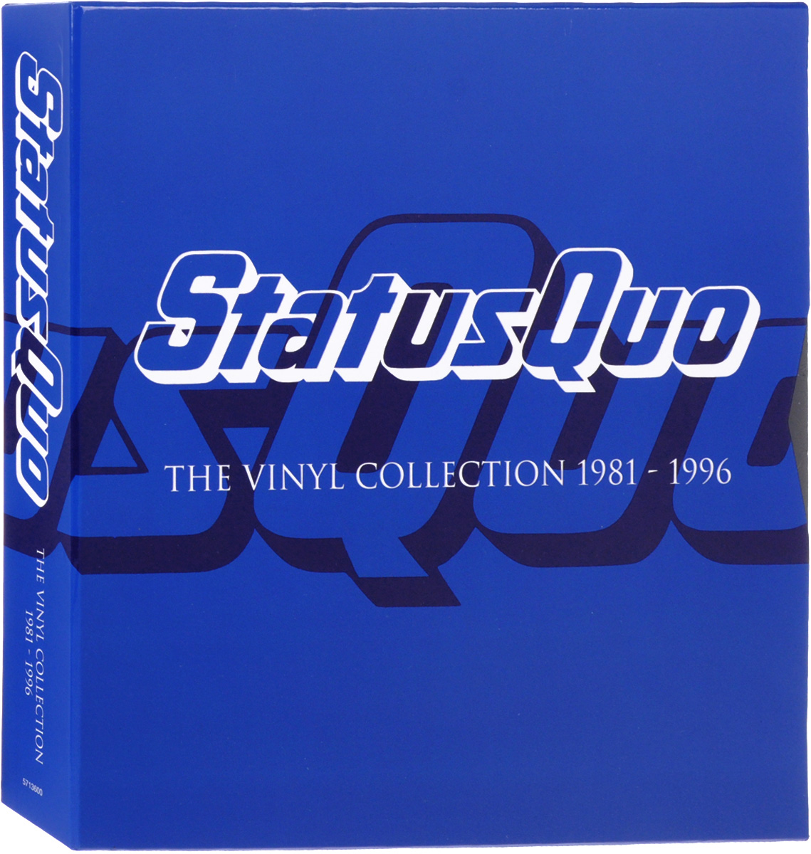 Status Quo Status Quo. The Vinyl Collection 1981-1996 (12 LP) фильтр samsung usc 100 side by side 481281718629