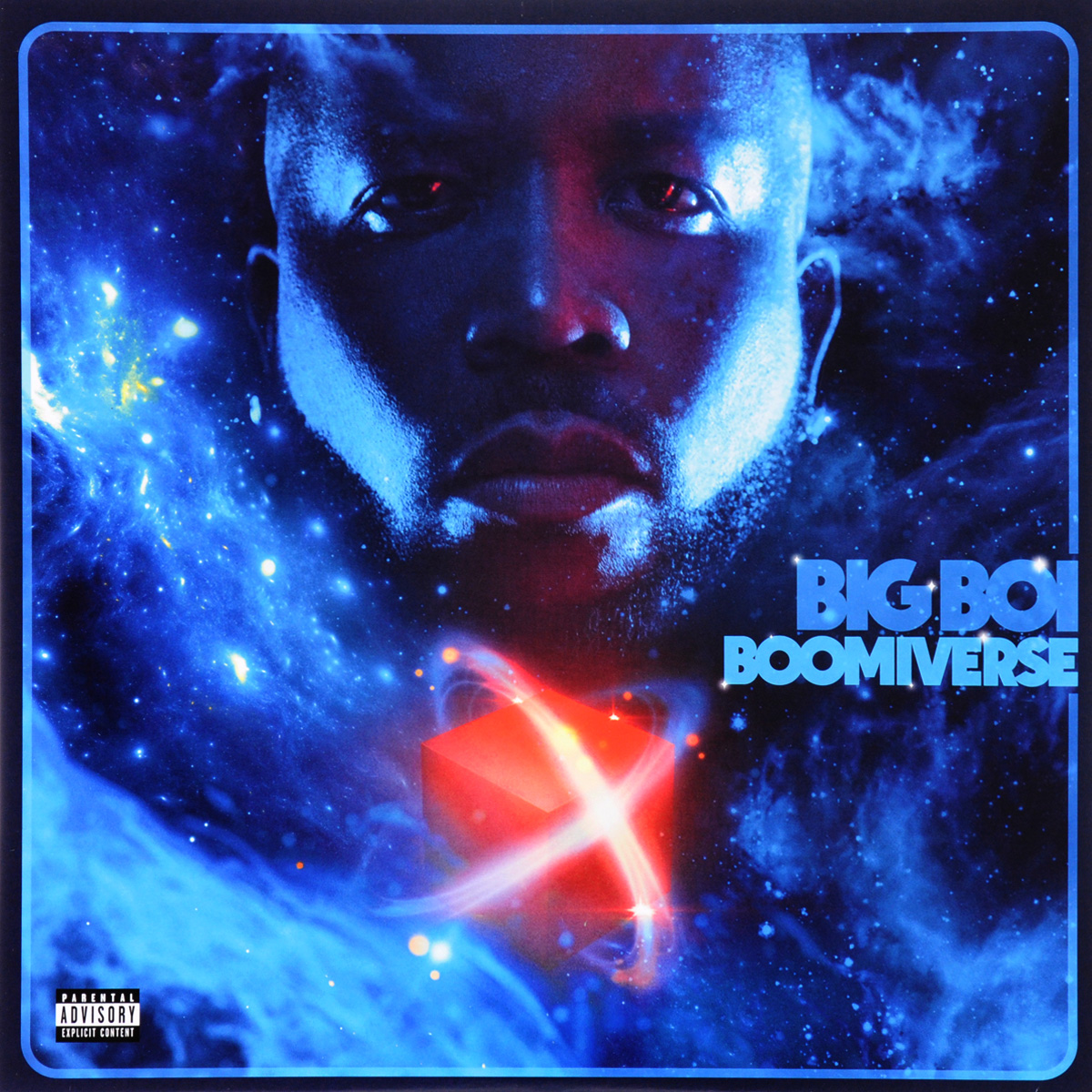 Big Boi. Boomiverse (2 LP)