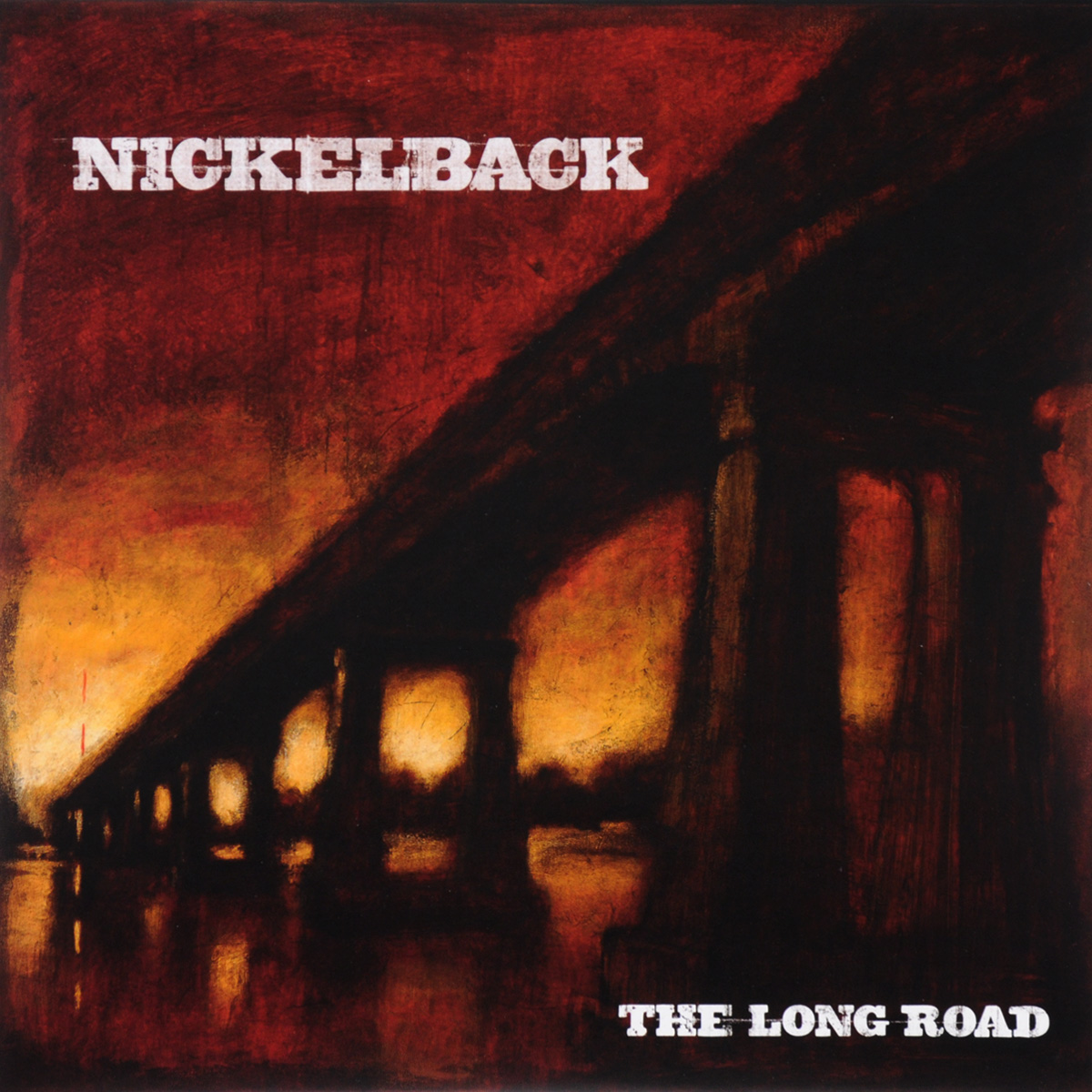 Nickelback Nickelback. The Long Road (LP) eagles – long road out of eden 2 lp