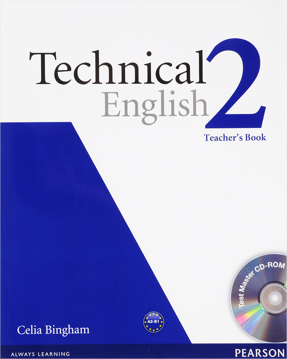 Technical English: Level 2: Teacher's Book (+ Test Master Audio CD-ROM) chiaro level b1 libro cd rom cd audio