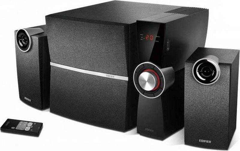 Компьютерная акустика Edifier C2XD, Black