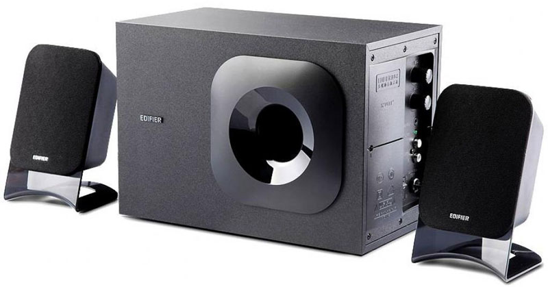 Компьютерная акустика Edifier M1370, Black