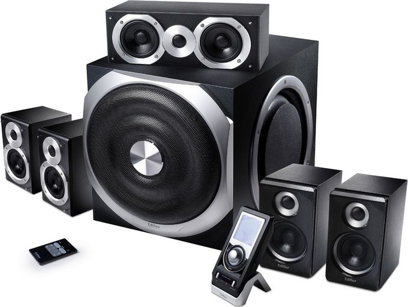 Компьютерная акустика Edifier S550 Encore, Black