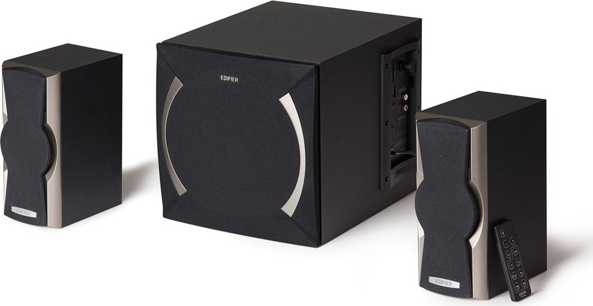 Компьютерная акустика Edifier XM6PF, Black