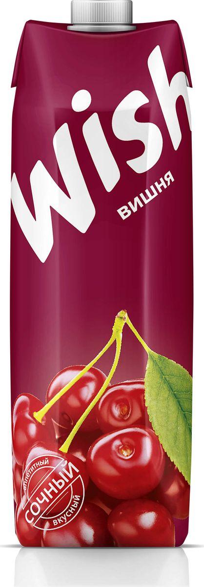 Wish нектар вишневый, 1 л