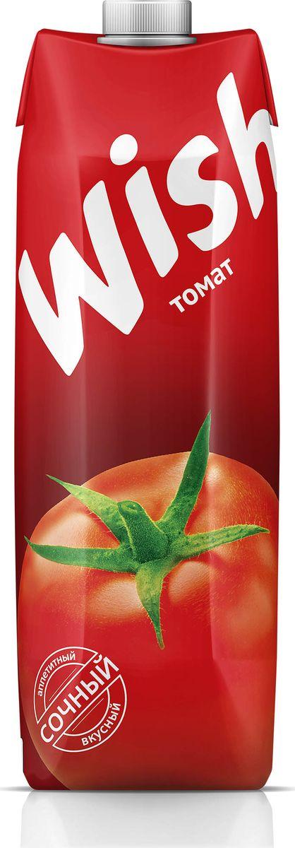 Wish сок томатный, 1 л 4 сезона сок томатный 1 л